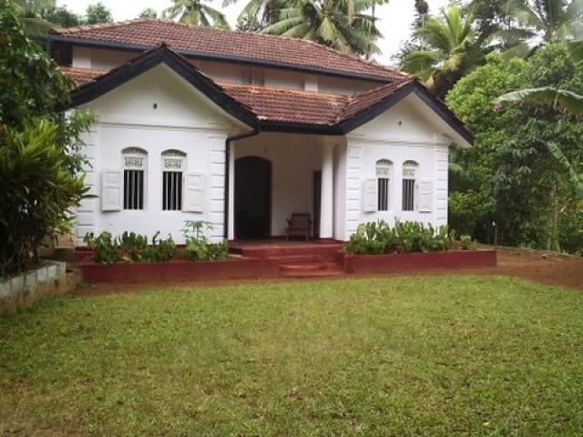 The Colonial Style House Is Situated At The Highest Point