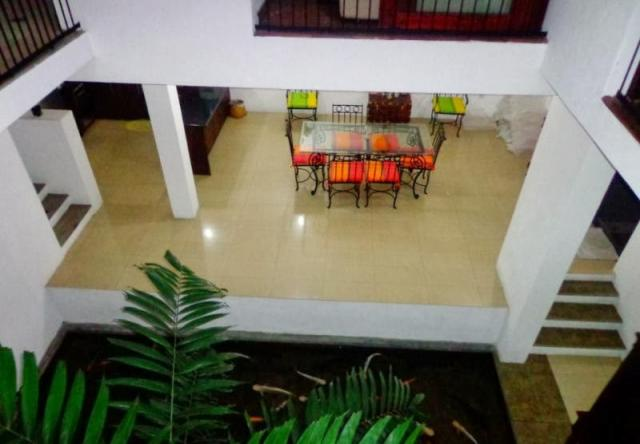Architect designed, well ventilated, 4500 sqft, 3 storied house built on 10p land located in a quiet