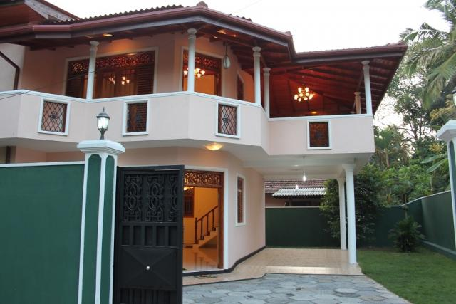 One Year Old House Medium Size Colombo Houses Land For