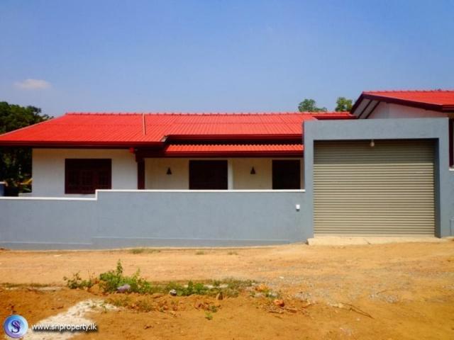 2195 Brand New House For Sale At Piliyandala Kesbawa