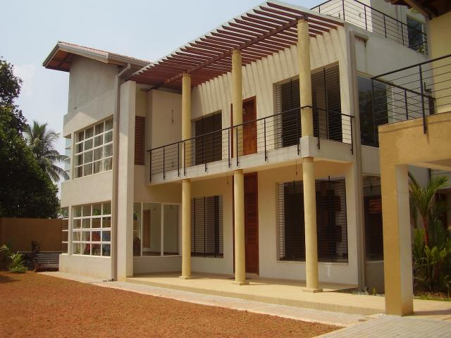 New architect designed house for rent in the heart of for Architecture design house in sri lanka