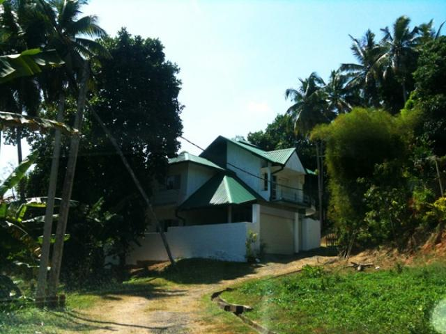 Architecturally Designed Open Style House Kandy Houses